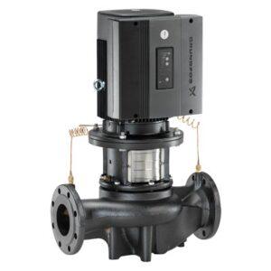 TP, TPE – pompe de circulatie, verticale cu racorduri in linie