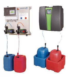 Sisteme dozare dioxid de clor – Oxiperm Pro, Oxiperm