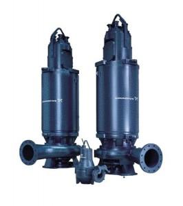 SV, S1, S2, S3 – pompe submersibile ape uzate si statii de epurare