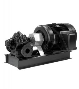 HS – pompe dublu-flux, split case pumps