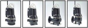 DP, EF, SL1, SLV AUTOadapt – pompe epuisment, drenaj, apa uzata