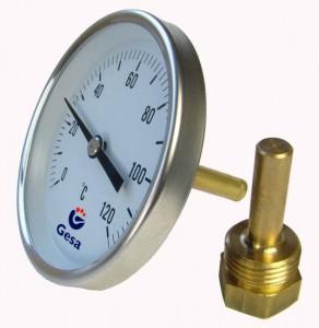 Termometre bimetalice – Seria Economica