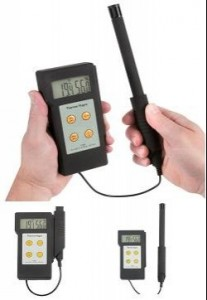 Higro-termometre cu sonda E0203
