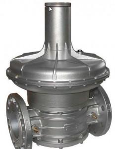Reductor de presiune gaz metan cu filtru integrat