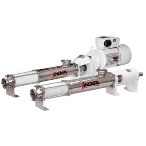 KIBER KS/KSF – pompe cu rotor elicoidal