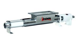 KIBER KST / KSFT – pompe cu rotor elicoidal si cuva