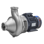 Inoxpa RV - pompe orizontale cu rotor melc pentru industria alimentara
