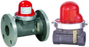 Vana seismica pentru gaz certificare UL