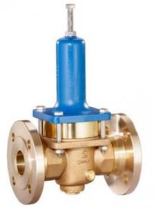 Reductor presiune pentru apa, corp bronz, DRV 235