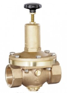 Reductor de presiune pentru apa, corp bronz, DRV 350
