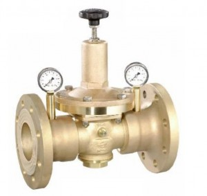 Reductor presiune apa, corp bronz, DRV 550