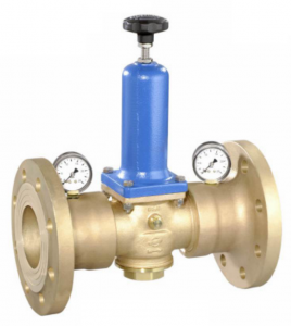 Reductor presiune apa, corp bronz, DRV 578