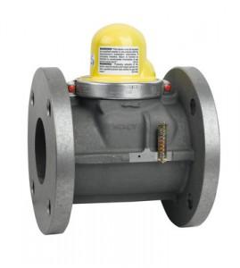Vana seismica pentru gaz certificare CE conexiune flansa