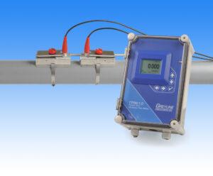 Debitmetru ultrasonic TTFM 1.0