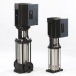 CRE,CRNE, CR , CRI, CRN – pompe verticale multi-etajate