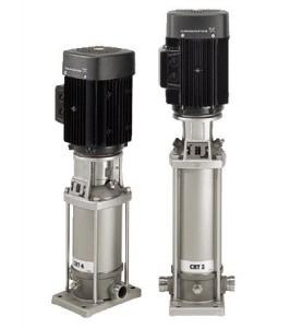 CRT – pompe verticale multi-etajate pentru apa sarata