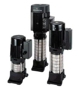 CMV – pompe verticale de presiune