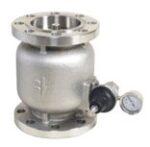 Reductor de presiune pentru apa cu flansa