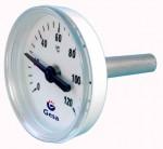 Termometre bimetalice cu carcasa ABS
