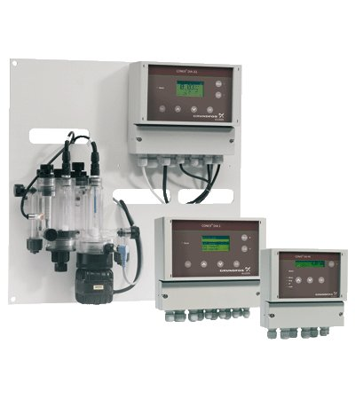 Unitati de masurare si control in procesele de dozare si tratarea apei