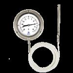 Termometre cu citire la distanta, capilare din alama