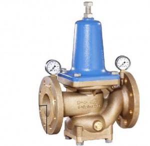 Reductor de presiune apa, corp bronz, DRV 672