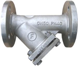 Filtru Y din inox PN16 / PN40